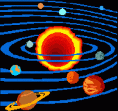 picture of Kepler's astronomy