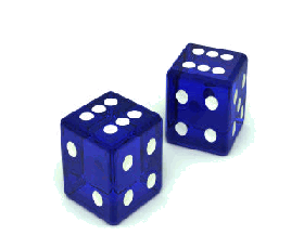probability science dice photo