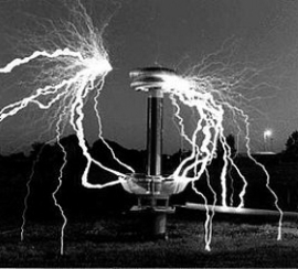 picture of the Tesla Coil